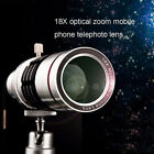 Cell Phone 18X Zoom Telephoto Camera Lens+Clip For Huawei P20/P20 Lite/P20 Pro