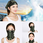 Warm Winter Ski Bike Bicycle Half Face Mask Ear Hole Wrap For Motorcycle Cycling