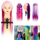 New Salon Hairdressing Hair Training Practice Head Mannequin Clamp With Comb