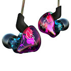 New KZ ZST Dynamic Super Bass Music In-ear Earphones Headphone Hearset
