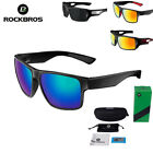 ROCKBROS Polarized Bicycle Cycling SunGlasses Goggles Eyewear glasses Four Style