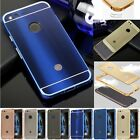 Luxury Brushed Aluminum Metal Frame Phone Case Cover For Google Pixel / Pixel XL