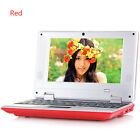 "7"" Android Mini Notebook 4GB/8GB Laptop Netbook Keyboard Quad Core WIFI Cam PC B"