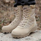 Maelstrom LANDSHIP 8'' Military Tactical Work Boots with Zipper (Minor Defect)