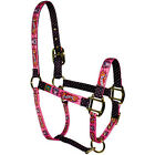 Luv My Horse Pink Fashion Horse Halter