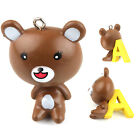 1pcs Anime Kiiroitori Little bear Set PVC Figure Anime Toy Gift New Figure Toy