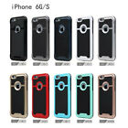 Shockproof Rubber Hybrid Fashion Hard Case Thin Cover For iPhone& Samsung