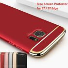New Luxury Shockproof Thin Armor Hard Back Case Cover For Samsung Galaxy S7 Edge