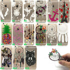 Cute Design Ultra Slim Rubber Soft TPU Silicone Back Case Cover Crystal Shell