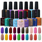 Ukiyo 10ml Soak Off UV GEL Nail Polish Top Base Coat UV LED LAMP Gelpolish