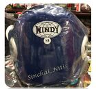 GENUINE WINDY BELLY PADS NAVY BLUE PROTECTOR GUARDS S M L MUAY THAI  BOXING MMA