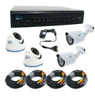 Complete Sibell 4 Channel 1080p HD-TVI Surveillance System