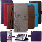 New Bookstyle Flip Leather Case Cover Pouch Stand Card Holder For Samsung Galaxy