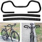 Road Mountain Bike Trekking Cycling Bicycle Butterfly Handlebar 25.4mm/31.8mm
