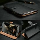 Real Genuine Leather Case For Sony Xperia Experia Wallet Flip Cover Shockproof, used for sale  Shipping to Nigeria