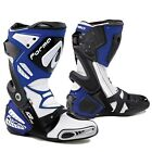 Forma ICE PRO blue mens motorbike motorcycle boots