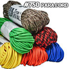 750 Paracord Type IV Tactical Cord - 750 LB Parachute Cord 11 Strand Inner Core