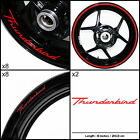 Triumph Thunderbird v2 Motorcycle Sticker Decal Graphic kit SPKFP1TR019 $114.0 USD on eBay