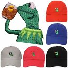Kermit The Frog Sipping Tea Lebron James Dad Hat But Thats None of My Business