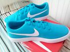 Nike Essentialist Retro Athletic Shoes Womens Size 8 Blue Glow White 833663 410