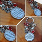 Valantines day Gift Keyring - You are Braver than you think belive