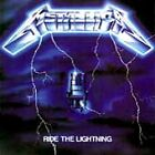 Metallica Ride The Lightning Cassette Tape Mega Force Thrash Metal Heavy Rock