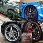 Uk Scuffs Rimblades Car Tuning Alloy Wheel Rim Protectors Tire Guard Line Rubber