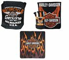 Harley Davidson 50 x 60 Fleece Throw Blanket $18.95 USD on eBay