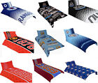 Official Football Club Kids Duvet Cover Single Bed Set Pillow Case Quilt Cover