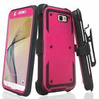 Samsung Galaxy Phones Rugged Holster [Built-in Screen Protector] Case Cover
