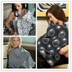 "UDDER COVERS "" NEW DESIGNS "" BREASTFEEDING NURSING COVER COTTON 3 CHOICES"