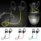 Wireless Bluetooth Sport Headset Stereo Headphone Earphone For iPhone Samsung LG