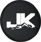 Jeep JK Mountains Unlimited Spare Tire Cover OEM Vinyl