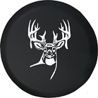 Big Rack Hunting Buck Trailer RV Spare Tire Cover OEM Vinyl