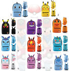 Pokemon Backpack with ears* 11 characters*durable material UK STOCK UK SELLER