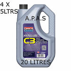 Granville Oil 5w30 C3 Spec Fully Synthetic Car Engine Oil (20 Litres)