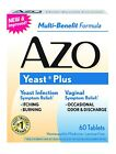 Yeast Infection Pills Azo Remedy Vaginal Itching Burning Irritation Discomfort $17.99 USD on eBay