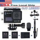 SJCAM SJ6 SJ6000 LEGEND LCD Touch Screen 2880×2160 4K Sport Camera DV+Accessory