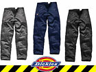 New Dickies Redhawk Action Combat Work Wear Cargo Trousers Or Knee Pads Free P&P