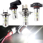 9005 9006 H4 H7 H11 H16 45W CREE 9smd Led Projector Bulbs Car Driving Fog Lights