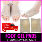 Foot Arch Support Cushion Flat Silicone Gel Pain Heel Plantar Fasciitis Orthotic