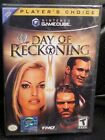 GAMECUBE WWE DAY OF RECKONING BRAND NEW FACTORY SEALED 2004 RARE Wii