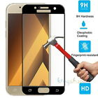 Full Cover Tempered Glass Screen Protector For Samsung Galaxy A3 A5 A7 2017/2016