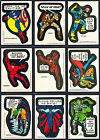 Topps Comic Book Heroes (1975) - choose your card