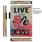 Flip Wallet Leather Case Skin Stand Cover For Amazon Kindle Fire HD 7 Tablet