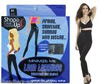NEW High Waist Shapewear Control  Slimming Ladies Black Leggings Size S - XXXL