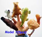 The variety Optional Baby Kids Educational toy Finger Puppet plush toys boy girl