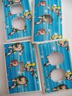 POWERPUFF GIRLS - Switchplate Light Switch Covers Electrical Outlet - NEW