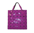 Women Geometry Origami Paper Lucent Laser Effect Fabric Tote Free Shipping New