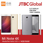 Xiaomi Redmi Note 4X 5.5 Inch Dual Sim 13MP Factory Unlocked Android Phone